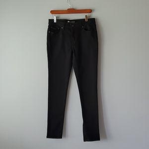 Levi's Black Legging Skinny Jeans Waist 30